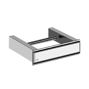 Wall-mounted tissue holder Product Image