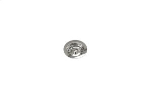 """Drain 100121 - Stainless steel sink accessory , Polished Chrome, 3 1/2"""" Product Image"""