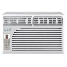 6,000 BTU DOE Window Air Conditioner