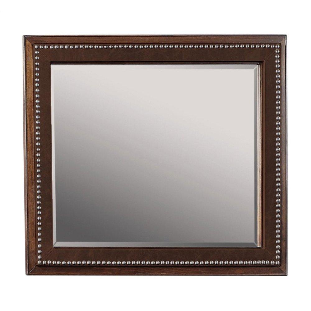 Mirror w/Bonded trim
