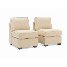 Manhattan Armless Chair
