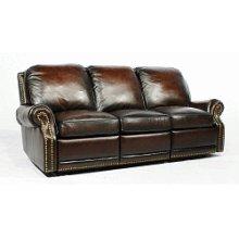35-6600 Premier II Sofa (Leather) 5407-41 Stetson Coffee