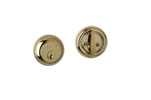 Deadbolt 310 - Lifetime Brass Product Image