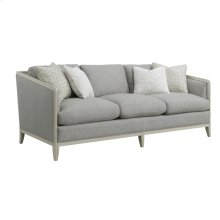 Sofa W/4 Accent Pillows- Gray #tucker-7