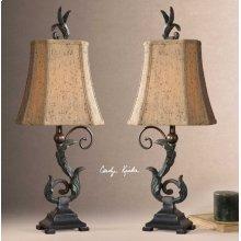 Caperana Accent Lamps, S/2