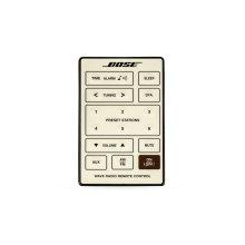 Wave radio remote