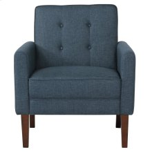 Joyce Accent Chair in Blue