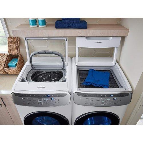 7.5 cu. ft. FlexDry Gas Dryer in White
