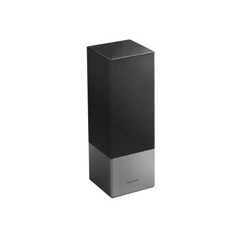 Smart Speaker, Multi-room Audio, Supreme HI-FI Sound, Bluetooth and WiFi, Voice Command, Google Assistant Built-in, 40-Watt, Dual Coil Subwoofer - SC-GA10-K