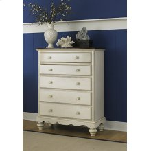 Pine Island Chest - Old White