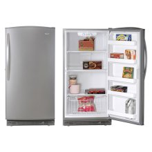 Natural Silver 15.8 Cu. Ft. Upright Freezer