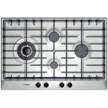 """300 Series 30"""" Stainless Steel Gas Cooktop 4 Burner PCK755UC"""