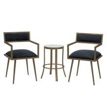 Zara Chair and Luna Table