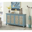 4 Dr Media Credenza Product Image