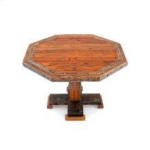 Cody Octagon Pedestal Table