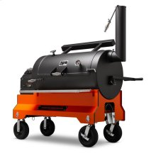 The YS1500s Pellet Grill