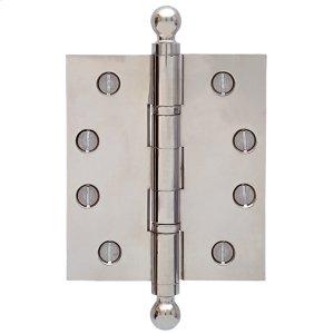 Door hinge, Ball bearing ball finial Product Image