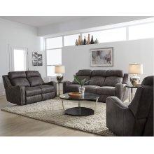 Grey Power Motion Sofa