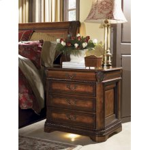 4 Drawer Nightstand
