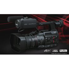 4K HAND-HELD CONNECTED CAM 1-INCH CAMCORDER