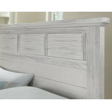 Louver Queen Headboard