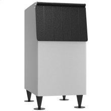 "BD-300SF, 22"" W Ice Storage Bin - Stainless Steel Exterior"