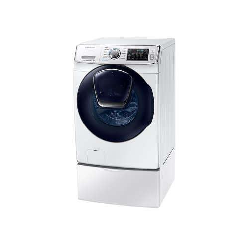 4.5 cu. ft. AddWash Front Load Washer in White