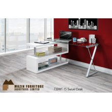 Swivel Desk