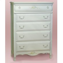 Bombay Top Drawer With Floral Motif