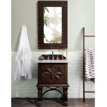 "Balmoral 26"" Single Bathroom Vanity"