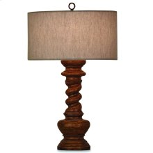 Periwinkle Table Lamp