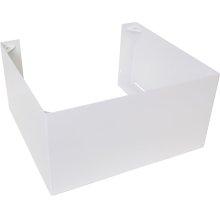 White Classic Pedestal