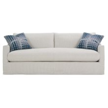 Bradford Slipcover Bench Cushion Sofa