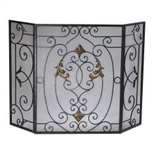 French Fire Screen