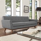Engage Upholstered Fabric Sofa in Expectation Gray Product Image
