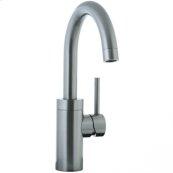Techno - Lavatory/Kitchen Faucet with Swivel Spout - Polished Chrome