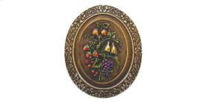 Fruit Bouquet - Hand-tinted Antique Brass Product Image