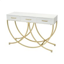 Slung Console Table