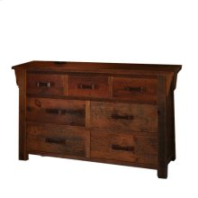"Stony Brooke - 60"" 7 Drawer Dresser"