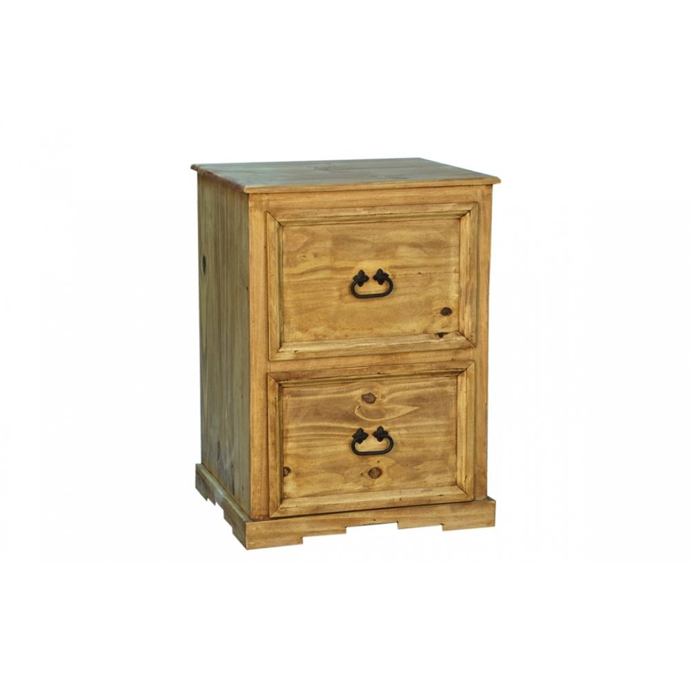 Traditional File Cabinet