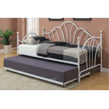 Day Bed with Trundle Option (Trundle Not Included) See Model # F9236