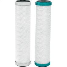 Replacement Water Filters - Sual Stage Undersink Systems