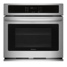 Frigidaire 27'' Single Electric Wall Oven-Stainless