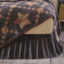 Arlington King Bed Skirt 78x80x16
