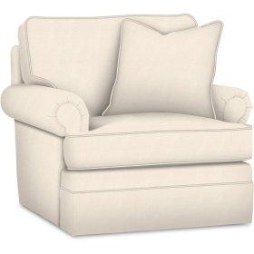 Bradbury Customizable Swivel Chair