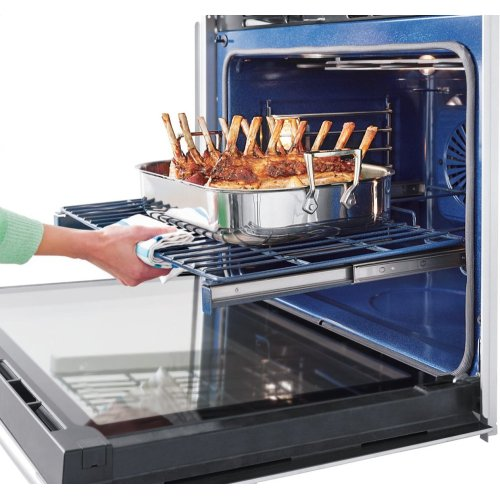 30'' Electric Single Wall Oven with Wave-Touch® Controls-CLOSEOUT