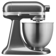 Artisan® Mini 3.5 Quart Tilt-Head Stand Mixer - Liquid Graphite