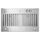 "Stainless Steel 36"" Custom Hood Liner Product Image"
