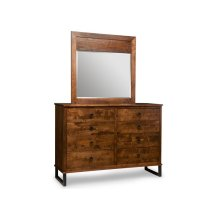 Cumberland 8 Drawer Dresser
