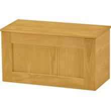 Petite Bench, Wood Top